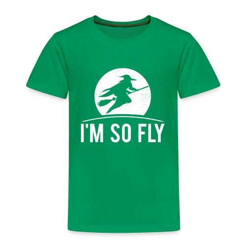 Happy Halloween - I'm so fly - Toddler Premium T-Shirt