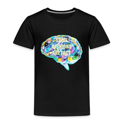brain fact - Toddler Premium T-Shirt