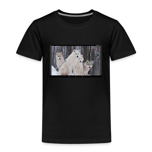 🐺 - Toddler Premium T-Shirt