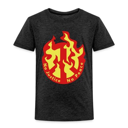 no justice no peace - Toddler Premium T-Shirt