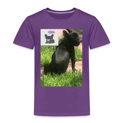 french bulldog - Toddler Premium T-Shirt