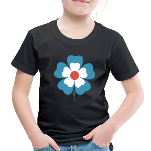 flower time - Toddler Premium T-Shirt