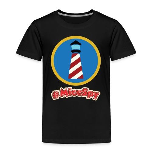 Storybook Land Canal Boats Explorer Badge - Toddler Premium T-Shirt