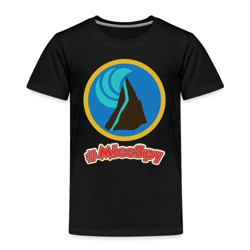 Splash Mountain Explorer Badge - Toddler Premium T-Shirt