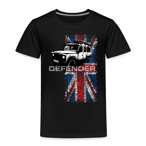 Land Rover Defender - AUTONAUT.com - Toddler Premium T-Shirt