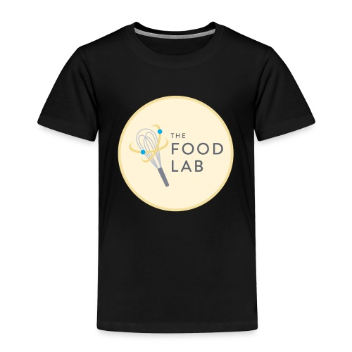 The Food Lab - Toddler Premium T-Shirt