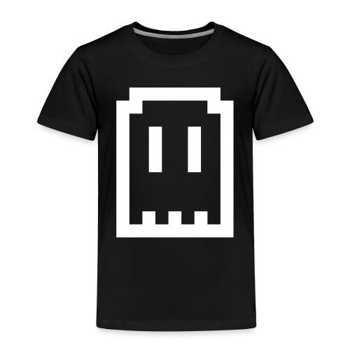 Ghost Logo - Toddler Premium T-Shirt