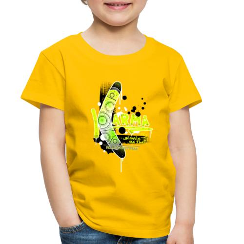 KARMA - Toddler Premium T-Shirt
