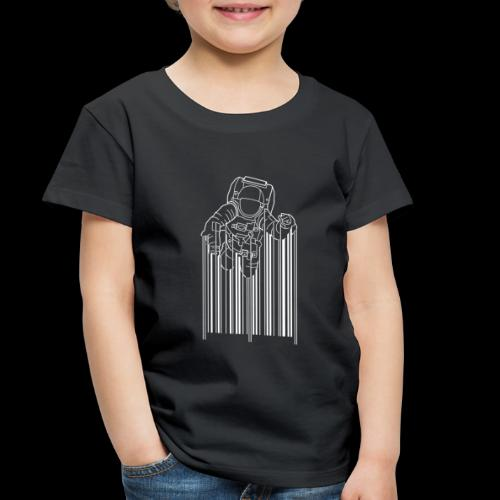 Scan Space - Toddler Premium T-Shirt