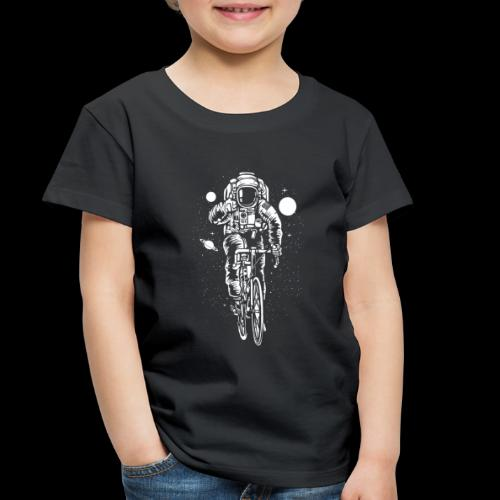 Space Cyclist - Toddler Premium T-Shirt