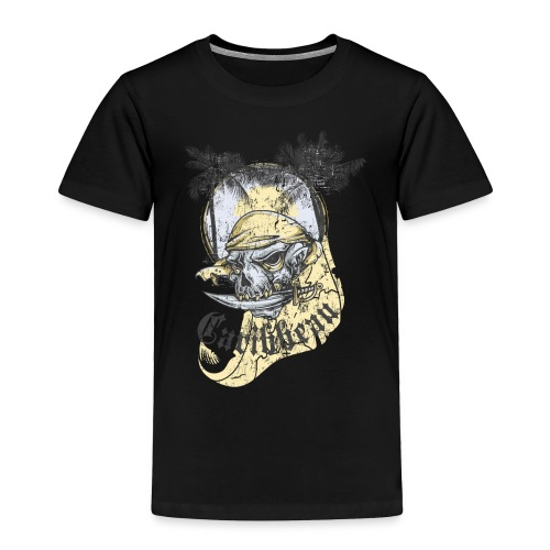 Carribean - Toddler Premium T-Shirt