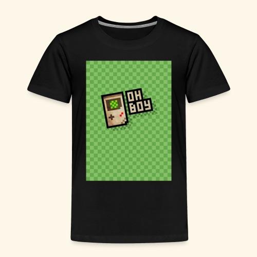 oh boy handy - Toddler Premium T-Shirt