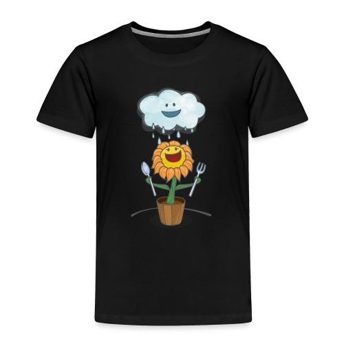 Cloud & Flower - Best friends forever - Toddler Premium T-Shirt