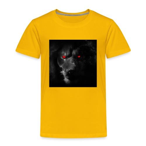 Black ye - Toddler Premium T-Shirt