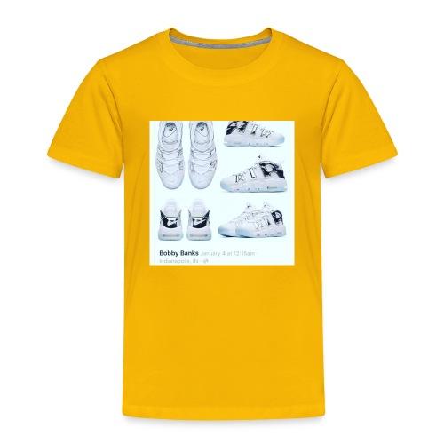 04EB9DA8 A61B 460B 8B95 9883E23C654F - Toddler Premium T-Shirt