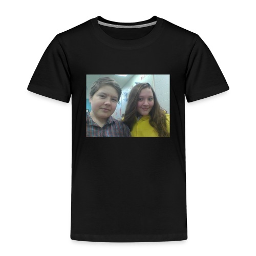CASYY AND DYLAN - Toddler Premium T-Shirt