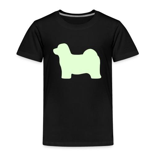 hava1 groot wit - Toddler Premium T-Shirt