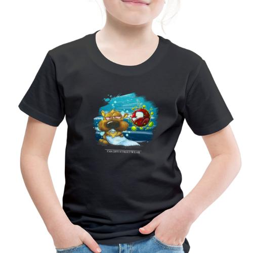 the tragic of life - Toddler Premium T-Shirt