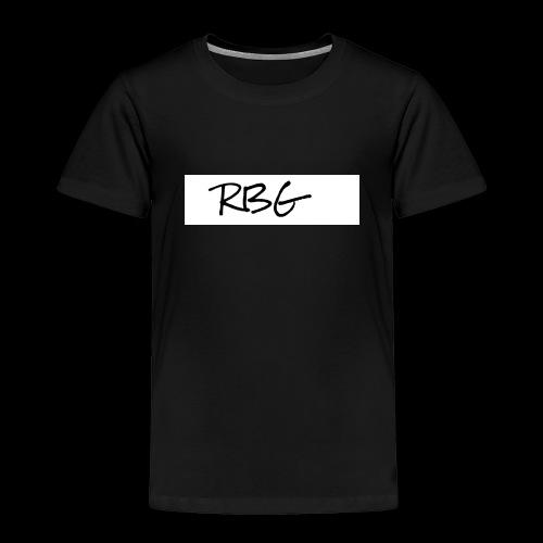 RBG - Toddler Premium T-Shirt