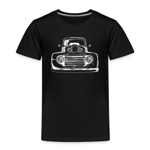 1949 Ford F1 Classic Truck Men's T-Shirt - Toddler Premium T-Shirt