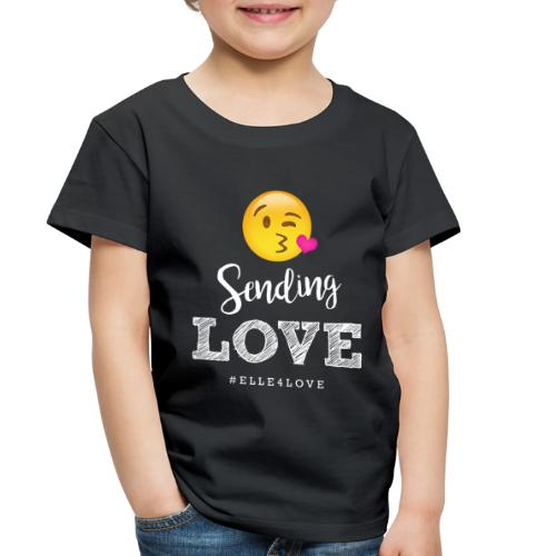 Sending Love - Toddler Premium T-Shirt