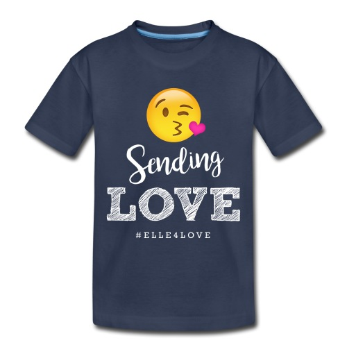 Sending Love - Toddler Premium T-Shirt
