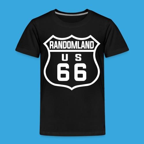 Randomland 66 - Toddler Premium T-Shirt