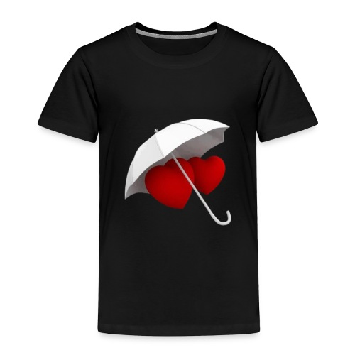 love valentin day - Toddler Premium T-Shirt