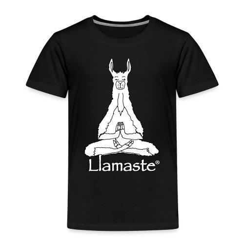 Llamaste Hoodie Logo - Toddler Premium T-Shirt