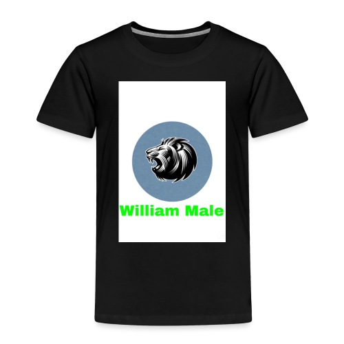 William Male - Toddler Premium T-Shirt