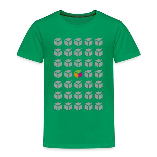 grid semantic web - Toddler Premium T-Shirt