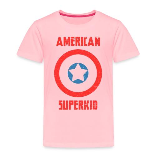 American Superkid - Toddler Premium T-Shirt