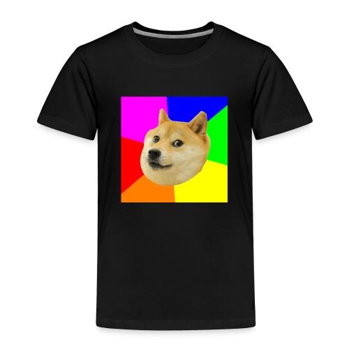 The Doge Games Logo - Toddler Premium T-Shirt