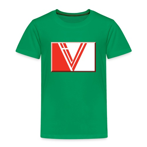 LBV red drop - Toddler Premium T-Shirt