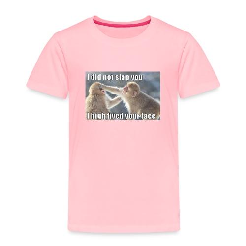 funny animal memes shirt - Toddler Premium T-Shirt