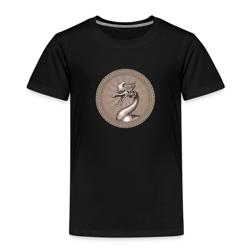 Laughing Dragon - Toddler Premium T-Shirt