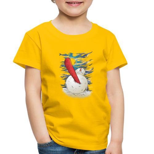 the accident - Toddler Premium T-Shirt