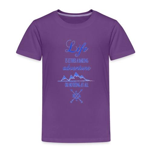 LTBA Daring Adventure - Toddler Premium T-Shirt