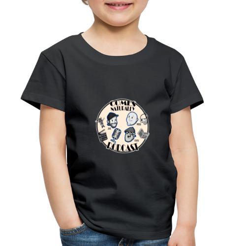 Comes Naturally Logo - Toddler Premium T-Shirt