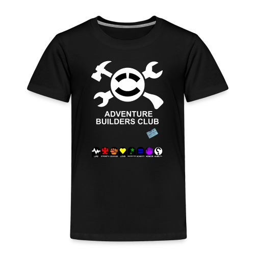 Adventure Builders Club - Toddler Premium T-Shirt
