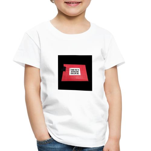 Distraction Envelope - Toddler Premium T-Shirt