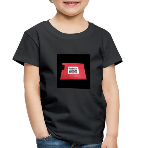 Distraction Envelope - Toddler Premium T-Shirt