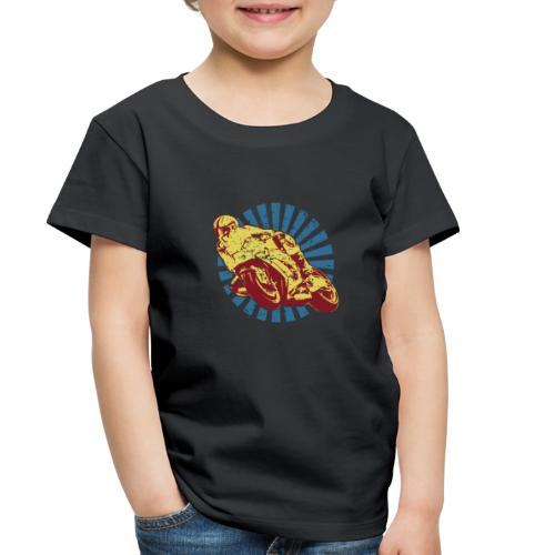 Sportbike Racing Motorcycle - Toddler Premium T-Shirt