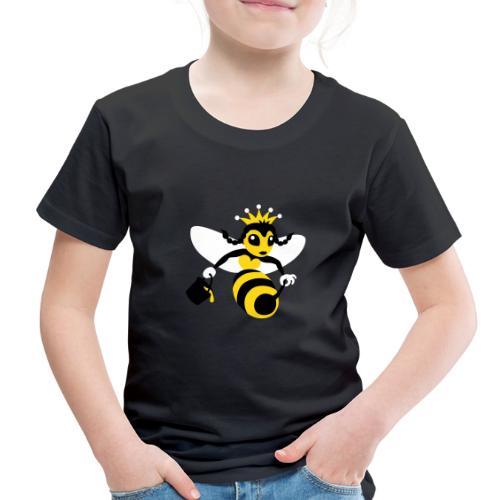 Queen Bee - Toddler Premium T-Shirt
