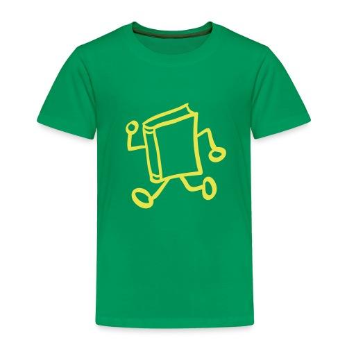 internal bally solo 1 colour - Toddler Premium T-Shirt