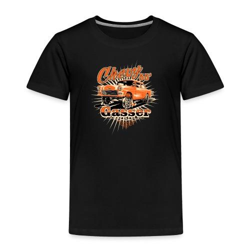 Head's Up '55 Chevy Gasser T-Shirt - Toddler Premium T-Shirt