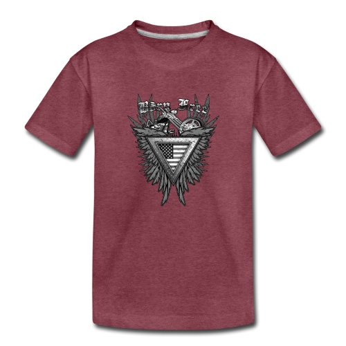 Born Free - Toddler Premium T-Shirt