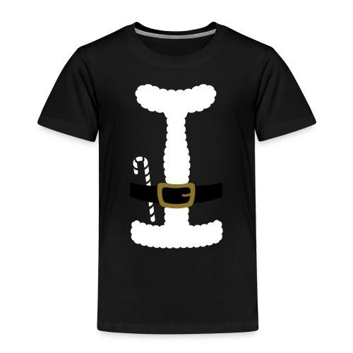 I LOVE SANTA CLAUS - Toddler T-Shirt - Toddler Premium T-Shirt
