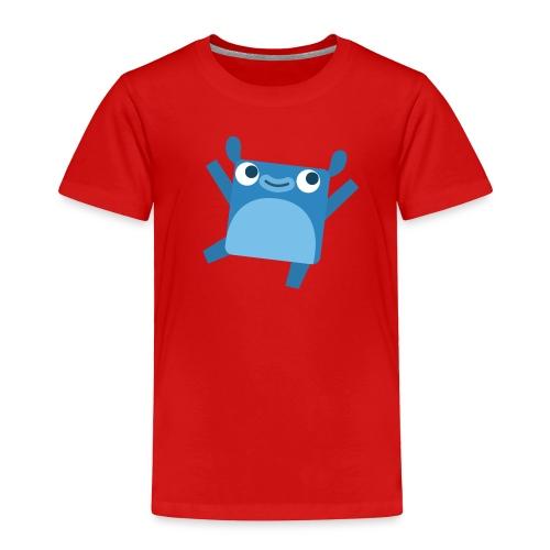 Little Blue Gear - Toddler Premium T-Shirt