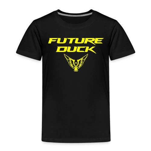 FutureDuck png - Toddler Premium T-Shirt